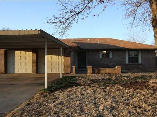 1029 W Churchill Way, Mustang, OK 73064