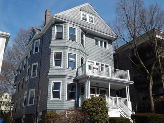 26 Walk Hill St # 1, Jamaica Plain, MA 02130