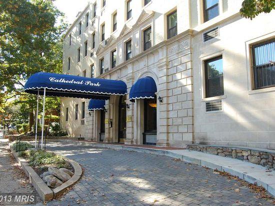 3100 Connecticut Ave NW APT 327, Washington, DC 20008