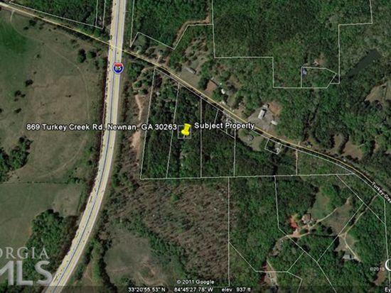 869 Turkey Creek Rd, Newnan, GA 30263