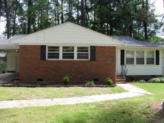 1311 Dogwood Ln NW, Wilson, NC 27896