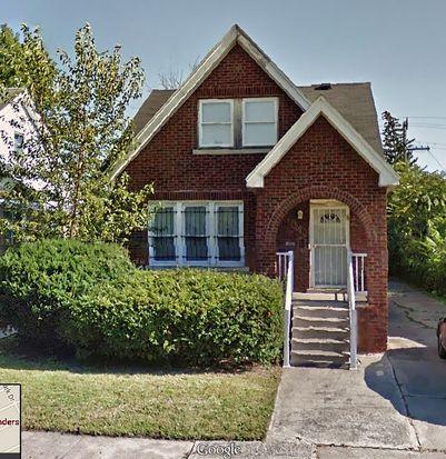 12290 Flanders St, Detroit, MI 48205
