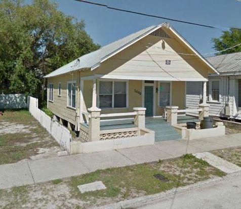 1406 N 23rd St, Tampa, FL 33605