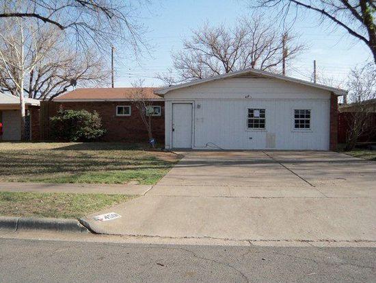 4501 49th St, Lubbock, TX 79414