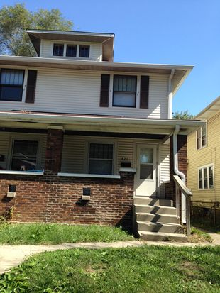 421 Wallace Ave, Indianapolis, IN 46201