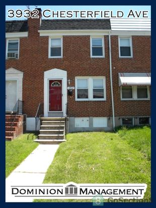 3932 Chesterfield Ave, Baltimore, MD 21213
