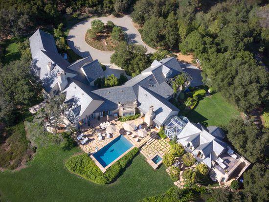 875 Knollwood Dr, Santa Barbara, CA 93108