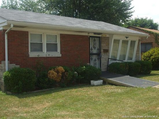 2110 Carlton Dr, New Albany, IN 47150
