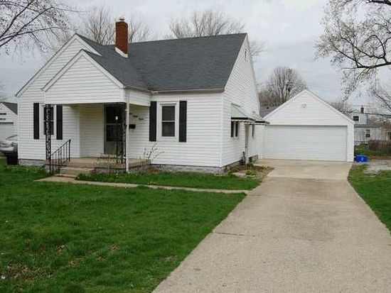 338 W 37th St, Anderson, IN 46013