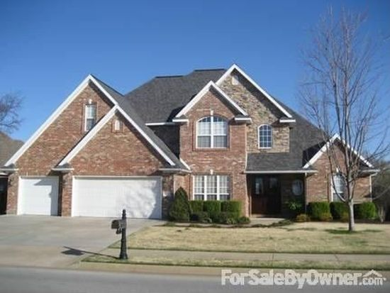 6913 W Shadow Valley Rd, Rogers, AR 72758