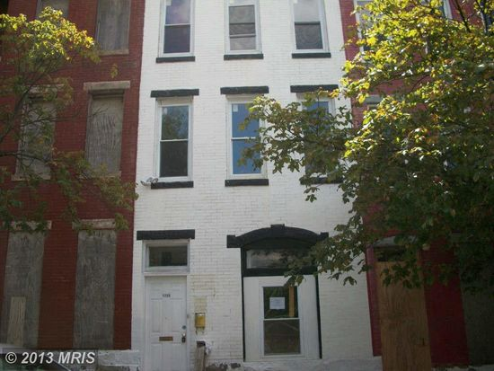 1225 Cloverdale St, Baltimore, MD 21217
