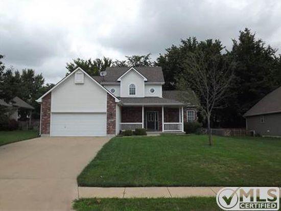 1407 Longwood Ct, Warrensburg, MO 64093