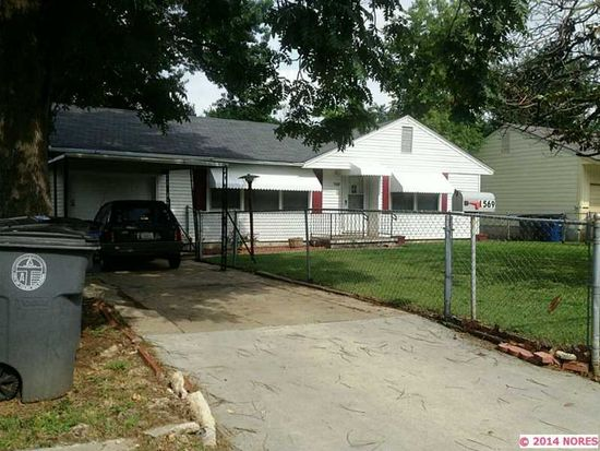 1569 N New Haven Ave, Tulsa, OK 74115