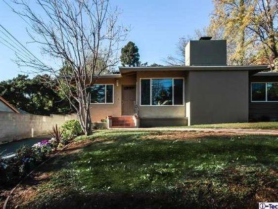 4465 Rising Hill Rd, Altadena, CA 91001