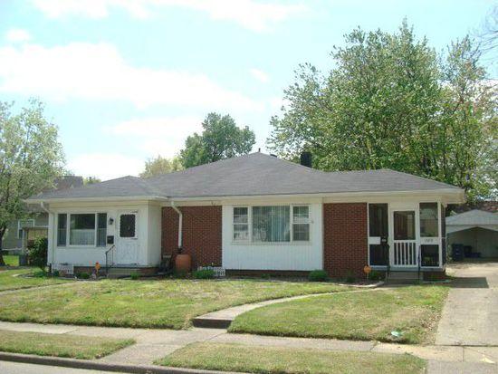 1729 Southeast Blvd, Evansville, IN 47714