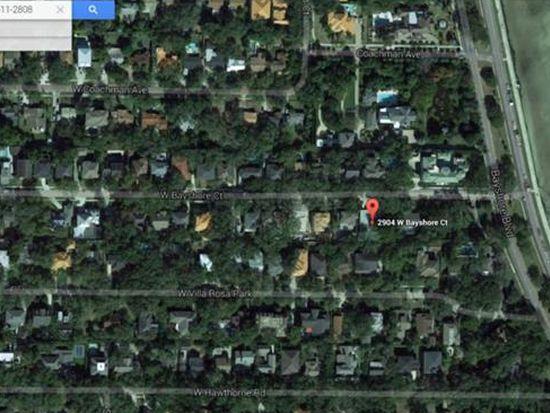 2904 W Bayshore Ct, Tampa, FL 33611