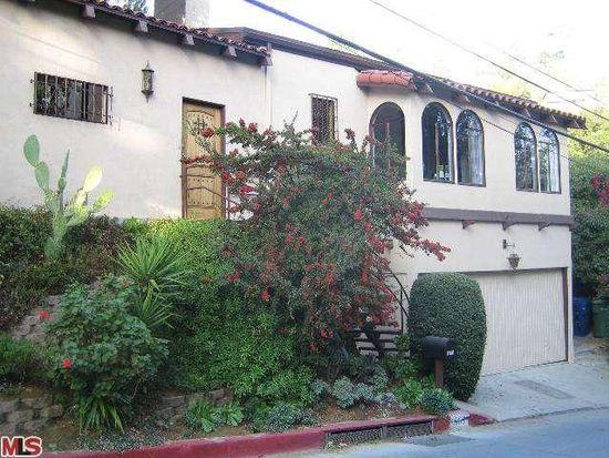 8809 Wonderland Park Ave, Los Angeles, CA 90046