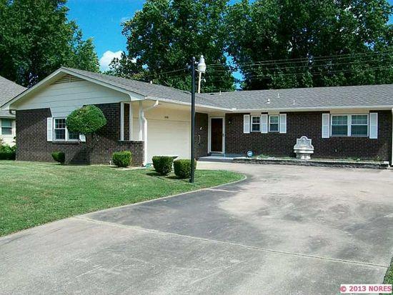 1410 N Choctaw Pl, Claremore, OK 74017