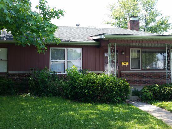 301 E 37th St, Anderson, IN 46013