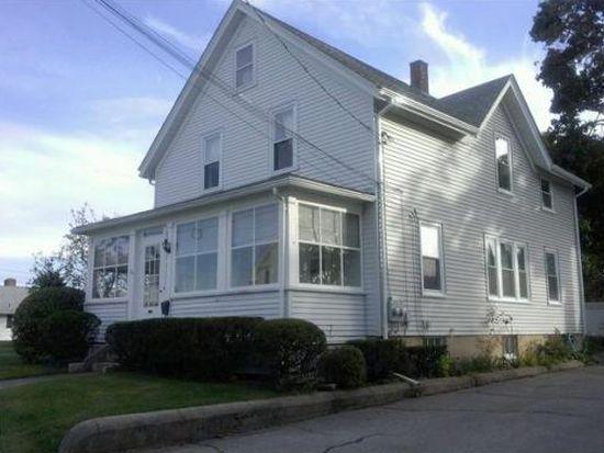 161 Schuyler St # 1, East Providence, RI 02914