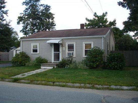 16 Roosevelt St, Acushnet, MA 02743
