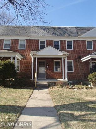 5454 Frederick Ave, Baltimore, MD 21229