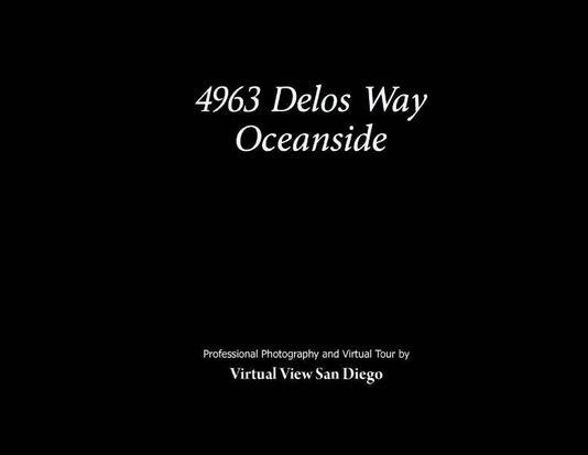 4963 Delos Way, Oceanside, CA 92056