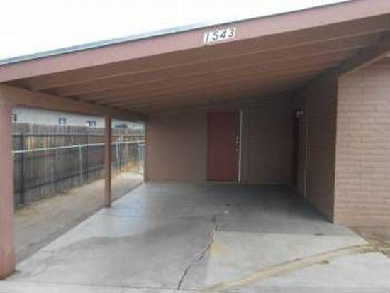 1543 W Ontario St, Tucson, AZ 85745