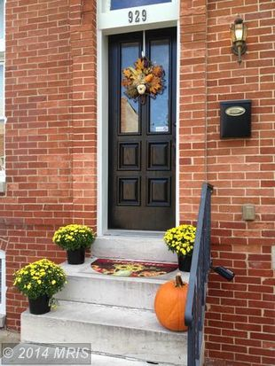 929 S Linwood Ave, Baltimore, MD 21224