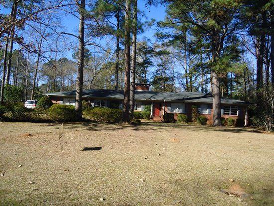 1822 Tanglewood Rd, Milledgeville, GA 31061
