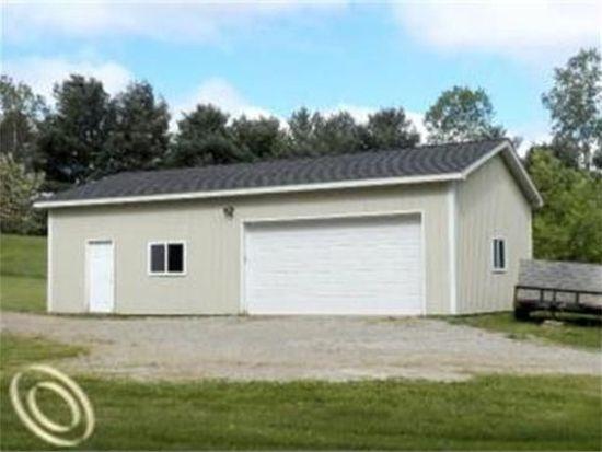 5493 W Coon Lake Rd, Howell, MI 48843