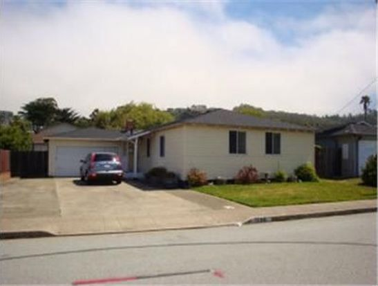 1290 Escalero Ave, Pacifica, CA 94044