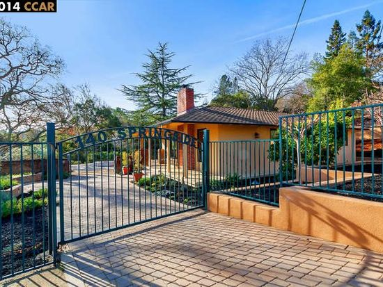 140 Springside Rd, Walnut Creek, CA 94597