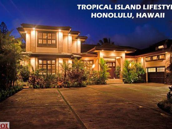 4292 Kahala Ave, Honolulu, HI 96816