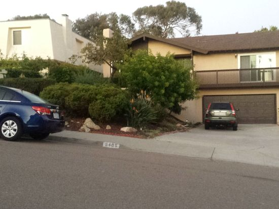 5465 Bragg St, San Diego, CA 92122