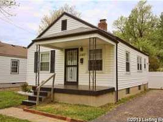 1187 Lincoln Ave, Louisville, KY 40208