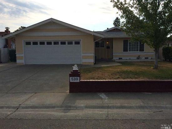 530 Cypress St, Dixon, CA 95620