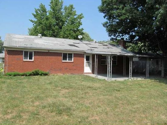 6027 Alpine Ave, Indianapolis, IN 46224