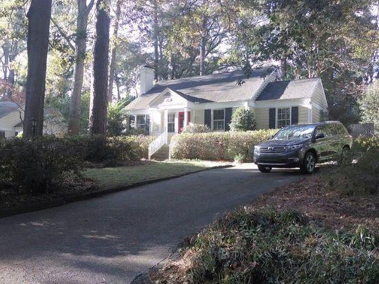 2813 Kittrell Dr, Raleigh, NC 27608