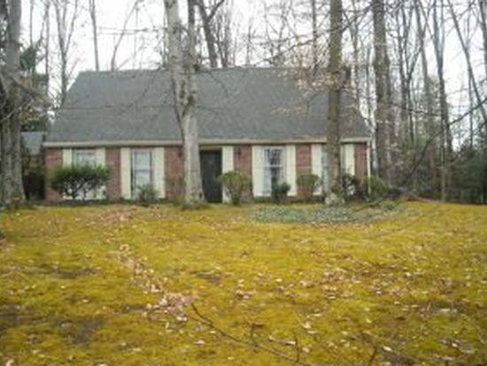 1505 Robin Hood Ln, Johnson City, TN 37604