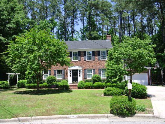 1205 Greenbriar Ct NW, Wilson, NC 27896