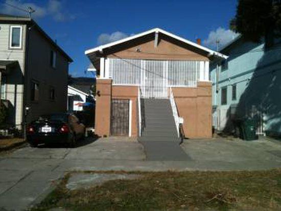 3536 Hageman Ave, Oakland, CA 94619