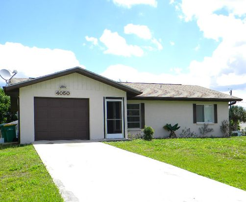 4050 Higbee St, Port Charlotte, FL 33948