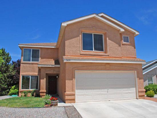 7439 Tolleson Ave NW, Albuquerque, NM 87114