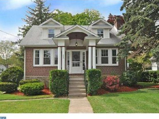7606 Woodlawn Ave, Melrose Park, PA 19027