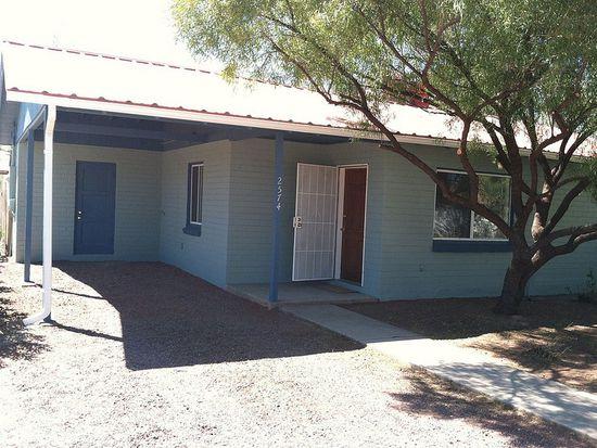 2574 E Alta Vista St, Tucson, AZ 85716