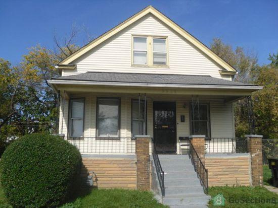 9349 Jameson St, Detroit, MI 48214