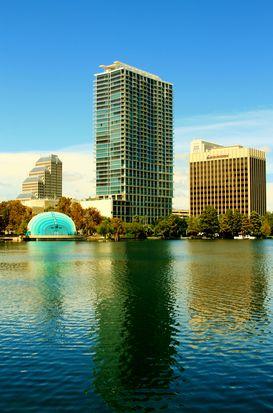 150 E Robinson St UNIT 1201, Orlando, FL 32801