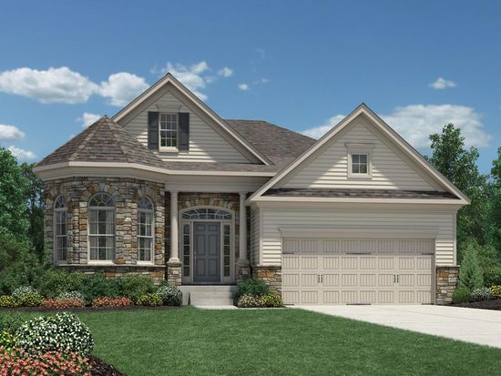 Deerfield - Hasentree - Golf Villas Collection by Toll Brothers