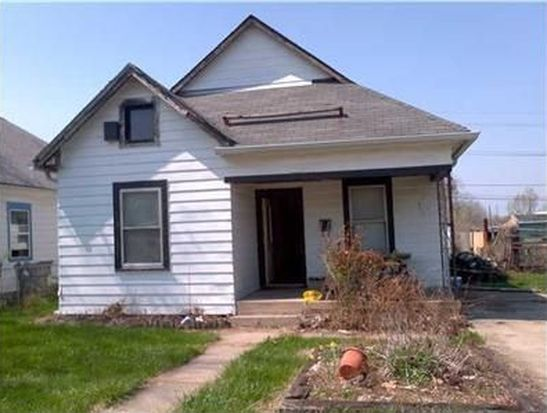 1728 Calvin St, Indianapolis, IN 46203